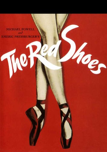 The Red Shoes - Movie Poster - 11 x 17