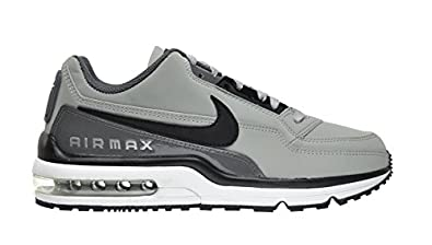 Nike Air Max LTD Black Gray Fashion Mens Running Trainers Shoes