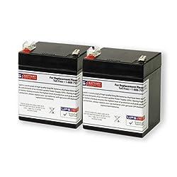 Belkin F6C1250-TW-RK Batteries