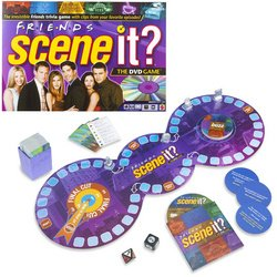 Scene it- friends edition