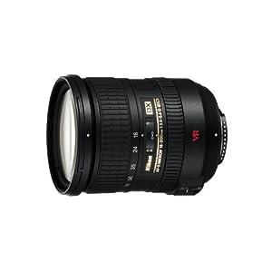 Nikon Lens 18-200mm f/3.5-5.6 G ED-IF AF-S VR DX Zoom Nikkor