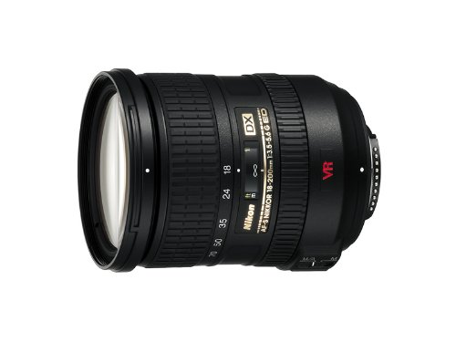 Nikon AF-S DX VR Zoom Nikkor ED18-200mm F3.5-5.6G(IF) ニコンDXフォーマット専用