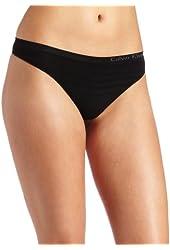 Calvin Klein Women's Seamless Ombre Thong Panty