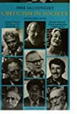 img - for Criticism in Society (New Accents) by Imre Salusinszky (1987-09-03) book / textbook / text book