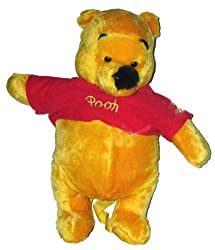 Winnie the Pooh Plush Backpack 14 INCH