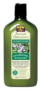 Avalon Rosemary Volumizing Conditioner, 11 Ounce