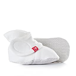 Goumikids Goumiboots Soft Stay On Booties, Year Round Use and Adjusts to Fit as Baby Grows