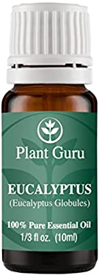 Eucalyptus Essential Oil. 100% Pure, Undiluted, Therapeutic Grade.