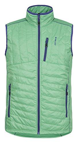Gilet in pile icepeak-giacca uomo Brian, Leaf Green, M, 458999684 I