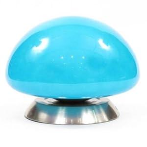 lampe sensitive touch ufo ovni champignon bleu cuisine maison. Black Bedroom Furniture Sets. Home Design Ideas