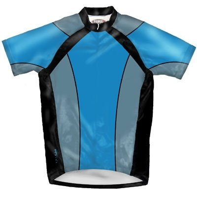 Buy Low Price Primal Wear Men's Swift Blue Original Short Sleeve Cycling Jersey – SWB1J20M (B000WQ9RLK)