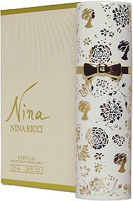 Nina Ricci Nina (Classic) Parfum Spray for Women, 0.25 Ounce