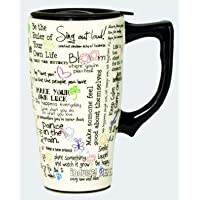 Positive Affirmations Travel Mug