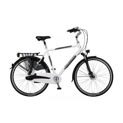Kreidler Haarlem hollend 7-speed white (2012) (Frame size: 57 cm) holland bike