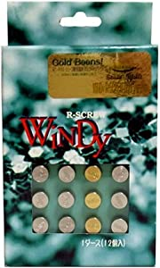 SOLDAM PCケース用 mmネジ WiNDY R-SCREW (M) 限定品 GOLD Version
