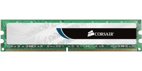 Corsair  1GB DDR (1x1GB) 400 MHz Desktop Memory (Shark Nv 482 compare prices)