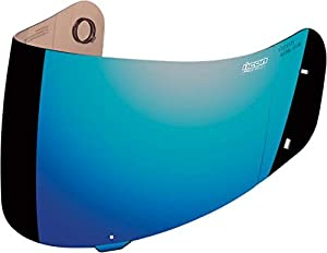 Icon Proshield (New Alliance) Domain 2 II Airframe Shield RST Mirror Blue