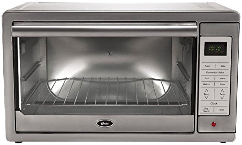 Oster TSSTTVXLDG Extra Large Digital Toaster Oven, Stainless Steel (Oster Toast Oven compare prices)