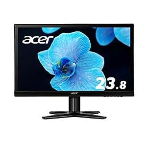 Acer ディスプレイ モニター G247HYLbmidx 23.8インチ/IPS液晶/フルHD/4ms/HDMI端子付
