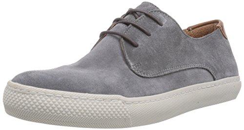 SELECTED SHCato Sneaker H, Low-Top Sneaker uomo, Grigio (Grigio (grigio)), 42
