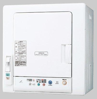 HITACHI  あとは着るだけ 衣類乾燥機 ピュアホワイト DE-N45FX-W
