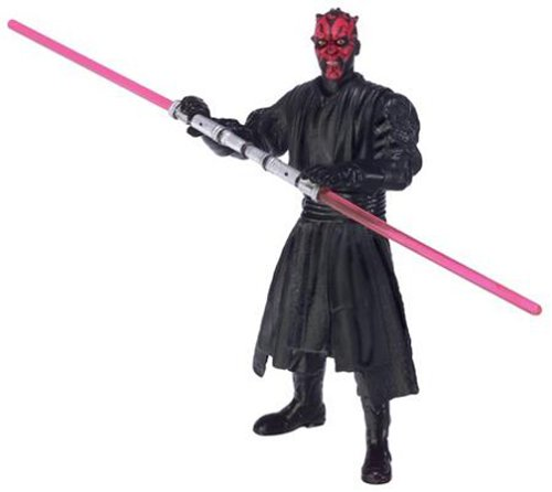 Buy Star Wars Hall Of Fame Darth Maul Theed Hanger Duel Action FigureB0000AWFKQ Filter