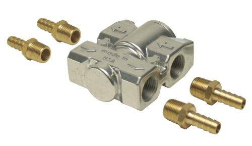 Derale 13011 Fluid Control Thermostat Kit