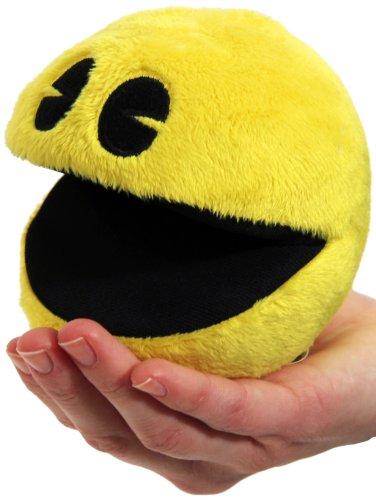 Paladone - Peluche Pacman - Pacman Sonore - 10cm - 5032331031410