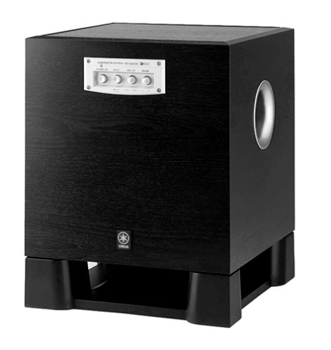 Yamaha YST-SW315 10-Inch Digital Pro Series Subwoofer (Black)