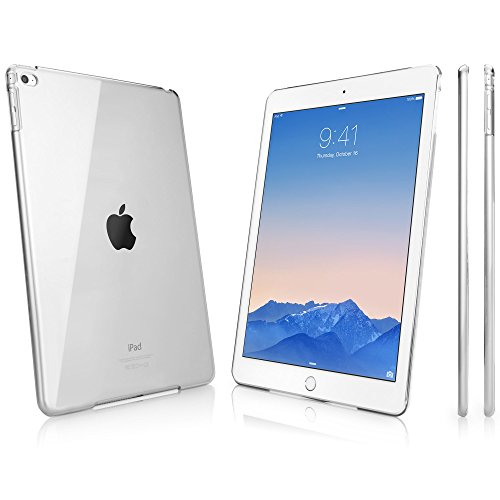 Lowest Prices! BoxWave Apple iPad Air 2 Crystal Shell - Slim-Fit Ultra Lightweight Transparent Polyc...