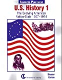Advanced Placement Us History Book 1