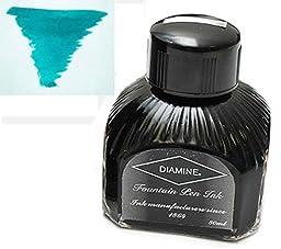 Diamine Refills Steel Blue Bottled Ink 80mL - DM-7011