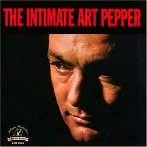 Intimate Art Pepper