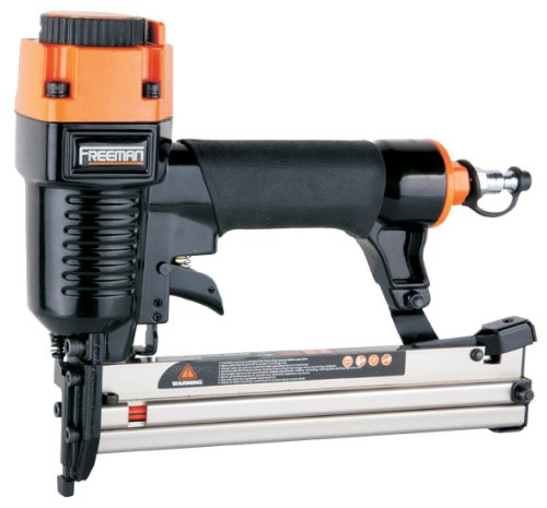 купить Freeman PST9032 3/8 to 1-1/4 18-Gauge Narrow Crown Stapler дешево