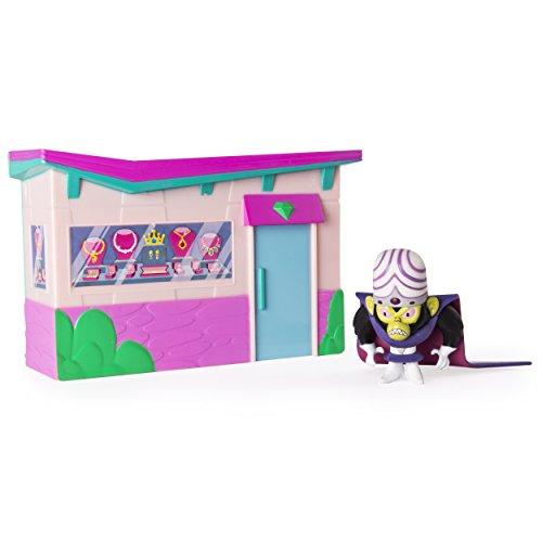 Powerpuff Girls - Mojo Jojo Jewelry Store Heist Playset
