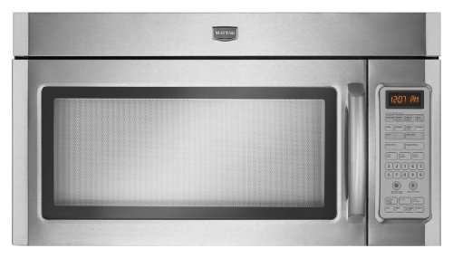 Maytag MMV6186WS 1.8 cu. ft. 1100 Watt Combination