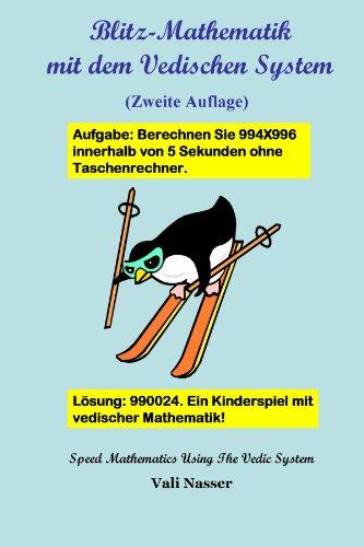 Buchcover: Blitz-Mathematik Mit Dem Vedischen System