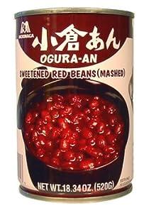 Morinaga Ogura An (Sweetened Red Beans) 18.34 Oz.