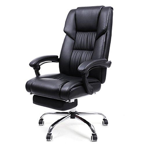 Sedia da ufficio cos reclinabile da potercisi stendere for Sedia a dondolo reclinabile