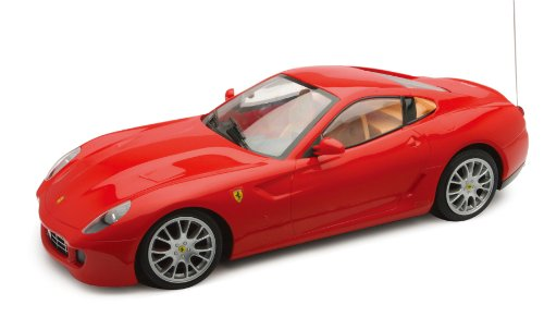 #1 REMOTE CONTROL FERRARI 599 GTB FIORANO RED R/C CAR 1/12