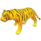 動物ソフト人形シリーズ8 トラ(アムールトラ)