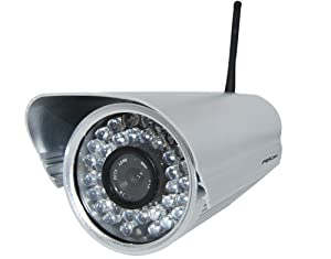 Foscam FI9801W 720P HD H.264 Megapixel Outdoor Wireless IP Camera - 30M Night Vision