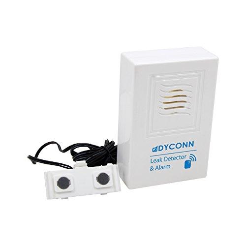 dyconn faucet lkdet 5pk water detector alarm basement undersink washer