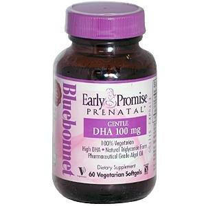 Early Promise Prenatal Gentle Dha 100Mg Bluebonnet 60 Veg Softgel front-844335
