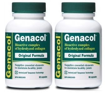 Genacol Collagen (Two Bottles Of 90Capsules) 400Mg Brand: Direct Lab (Genacol)