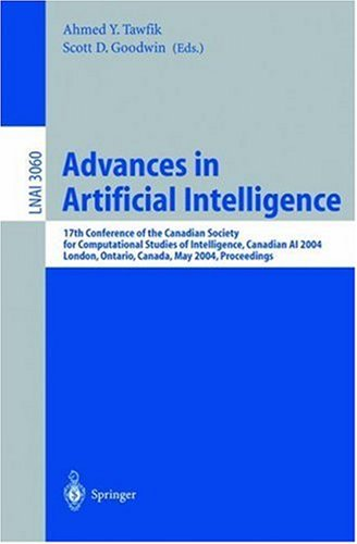 Advances in Artificial Intelligence: 17th Conference of the Canadian Society for Computational Studies of Intelligence, Canadian AI 2004, London, Ontario, ... / Lecture Notes in Artificial Intelligence)