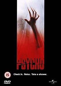 Psycho [DVD] [1999]