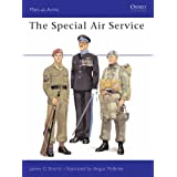 The Special Air Service (Men-at-arms)by James G. Shortt
