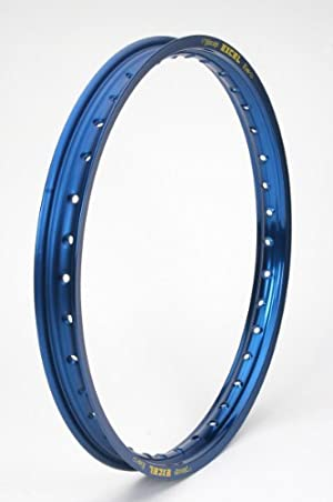 Excel ICD408 Takasago Dark Blue 21″ Aluminum Front Rim with 36 Hole