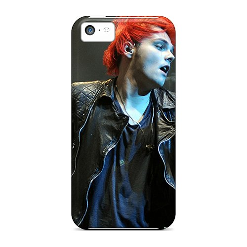 Snap-On My Chemical Romance Case Cover Skin Compatible With Iphone 5C front-907839